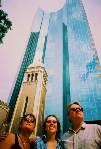 B112 Jill, Lydia and Scott, downtown Denver